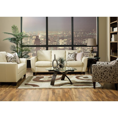 Palliser Marymount Stationary Living Room Group