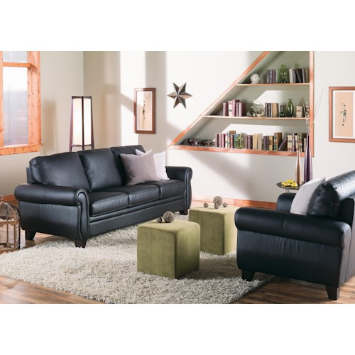 Palliser Meadowridge Stationary Living Room Group