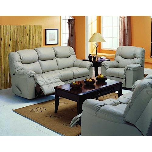 Palliser Regent Reclining Living Room Group