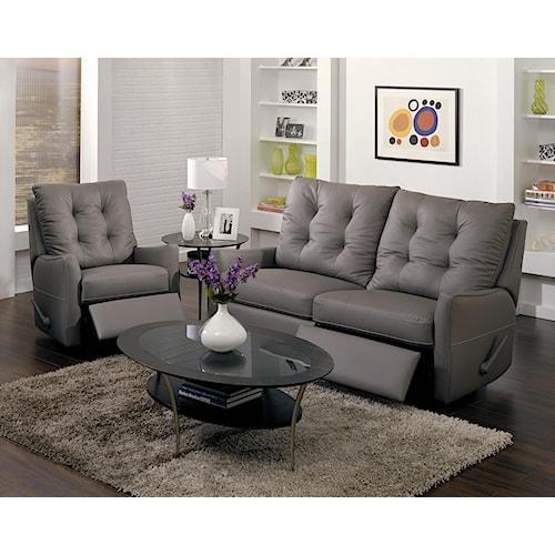 Palliser Ryan Reclining Living Room Group