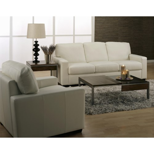 Palliser Westend Stationary Living Room Group