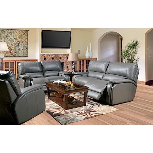 Parker Living Grisham Reclining Living Room Group