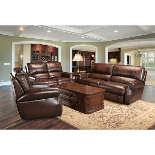 Parker Living Prestige Reclining Living Room Group