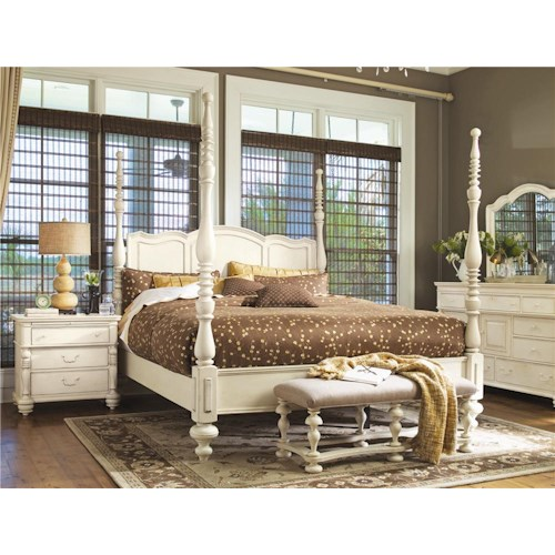 Paula Deen by Universal Paula Deen Home King Bedroom Group