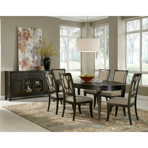 Samuel Lawrence Aura Dining Room Group