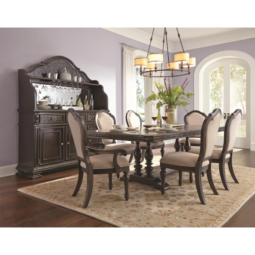 Samuel Lawrence Monarch Formal Dining Room Group