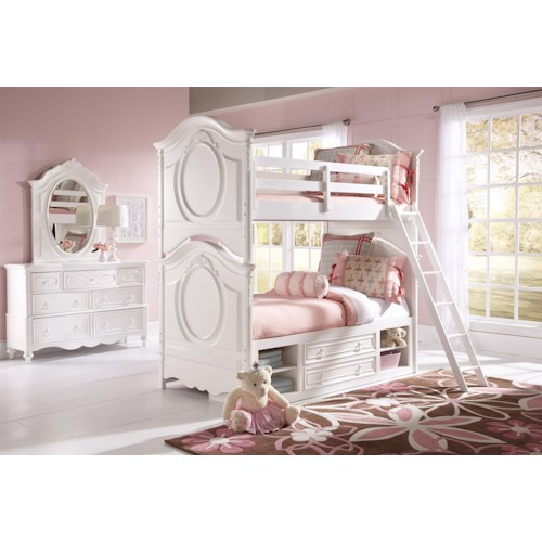 Kidz Gear Eleanor Twin Bedroom Group