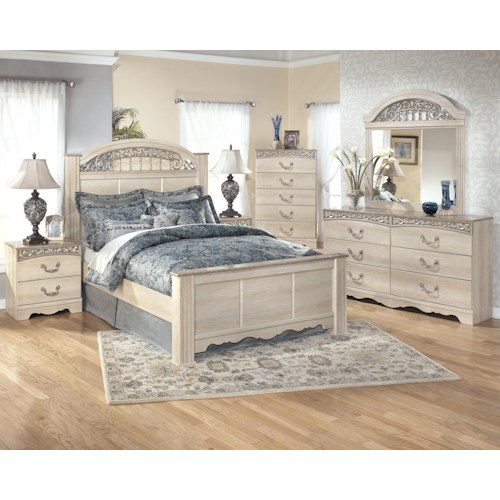 Signature Design by Ashley Catalina King Bedroom Group