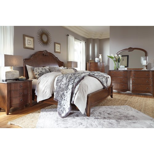 Signature Design by Ashley Balinder California King Bedroom Group