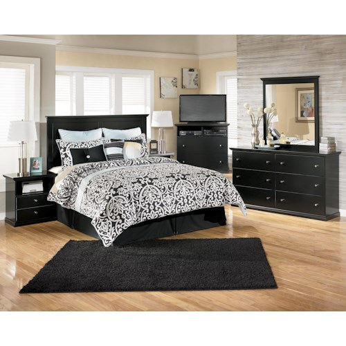 Signature Design by Ashley Maribel King Bedroom Group