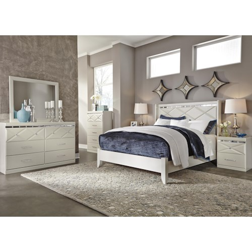 Signature Design by Ashley Dreamur Queen Bedroom Group