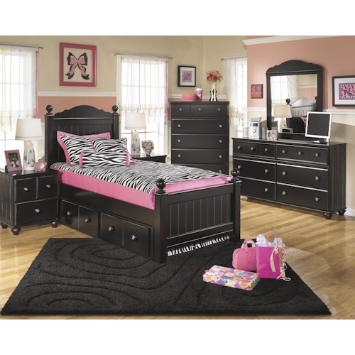 Signature Design by Ashley Jaidyn Twin Bedroom Group
