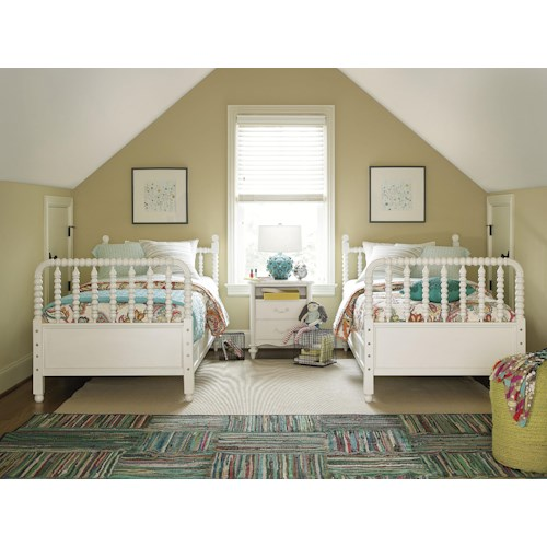 Smartstuff Bellamy Twin Bunk Bed Bedroom Group