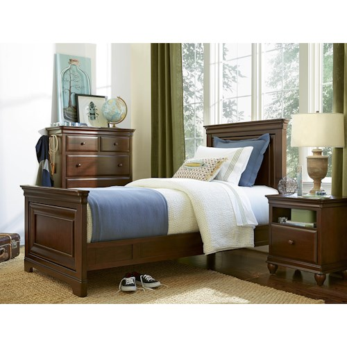 Smartstuff Classics 4.0 Full Bedroom Group