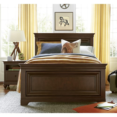 Morris Home Furnishings Classics 4.0 Full Bedroom Group