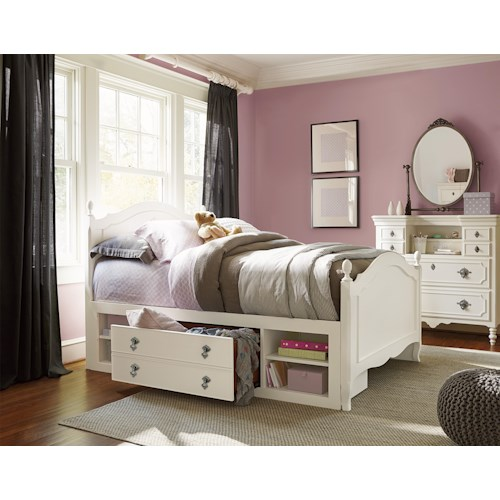 Universal Kids Smartstuff Genevieve Full Bedroom Group