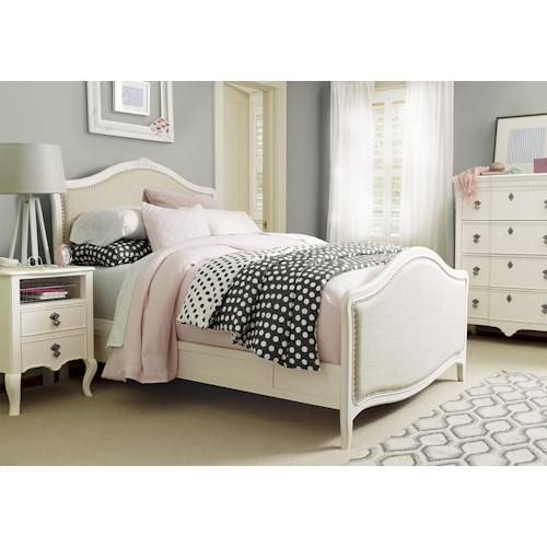 Universal Kids Smartstuff Genevieve Twin Bedroom Group