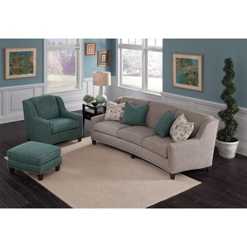 Peter Lorentz 227 Stationary Living Room Group