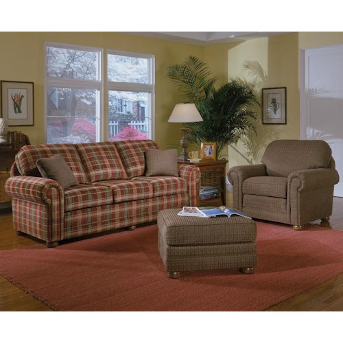 Peter Lorentz 309 Stationary Living Room Group