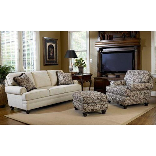Peter Lorentz Build Your Own (5000 Series) Stationary Living Room Group