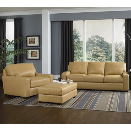 Peter Lorentz Build Your Own (8000 Series) Stationary Living Room Group