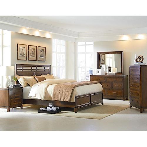 Standard Furniture Avion  Queen Bedroom Group