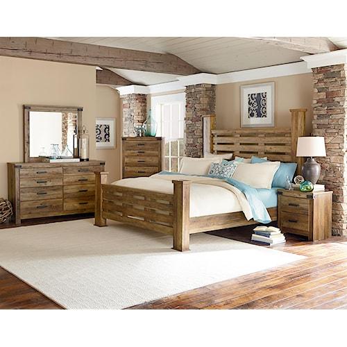 Standard Furniture Montana King Bedroom Group
