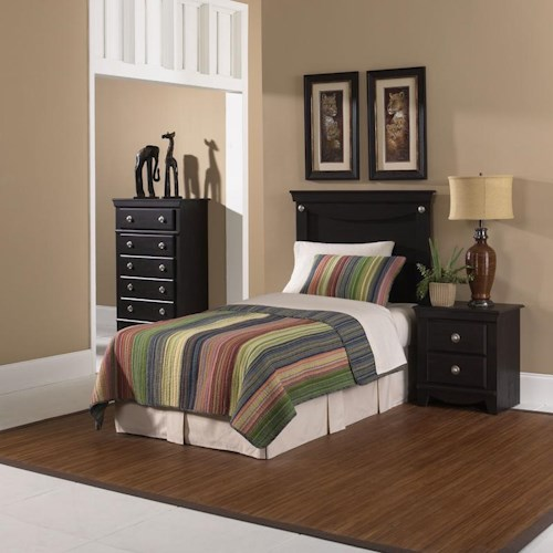 Standard Furniture Carlsbad Twin Bedroom Group
