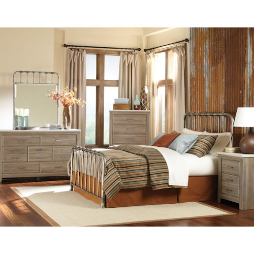 Standard Furniture Stonehill King Bedroom Group