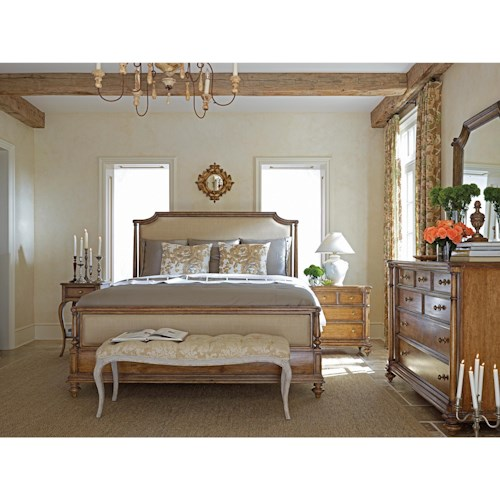 Stanley Furniture Arrondissement California King Bedroom Group