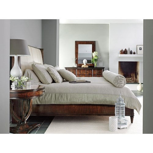 Stanley Furniture Avalon Heights California King Bedroom Group