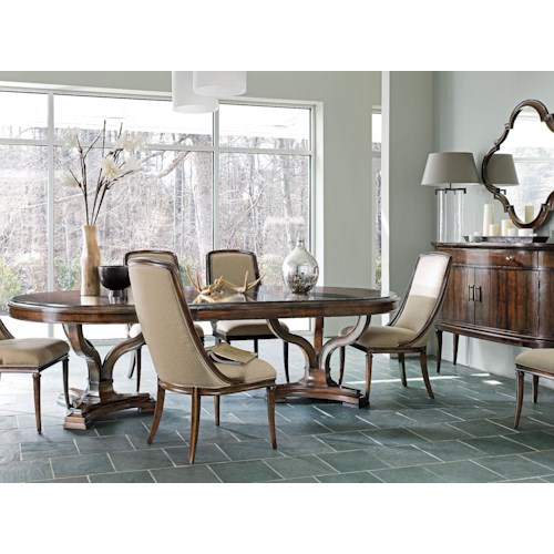 Stanley Furniture Avalon Heights Casual Dining Room Group