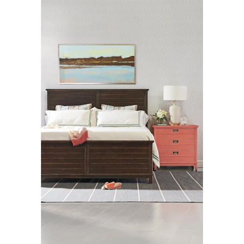 Stanley Furniture Coastal Living Resort California King Bedroom Group
