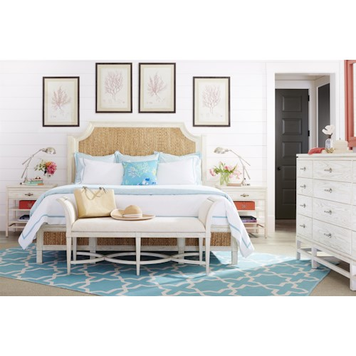 Stanley Furniture Coastal Living Resort Queen Bedroom Group