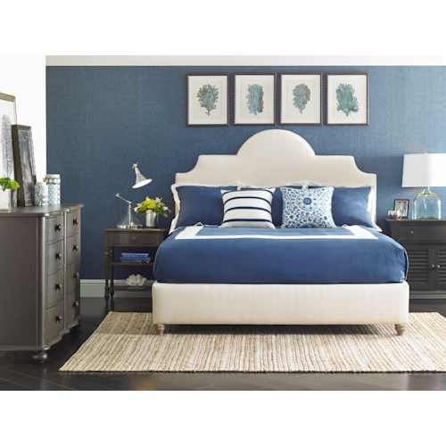 Stanley Furniture Coastal Living Retreat California King Bedroom Group
