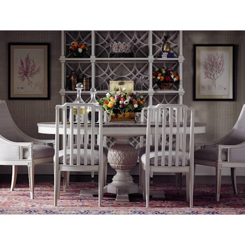 Stanley Furniture Preserve Formal Dining Room Group