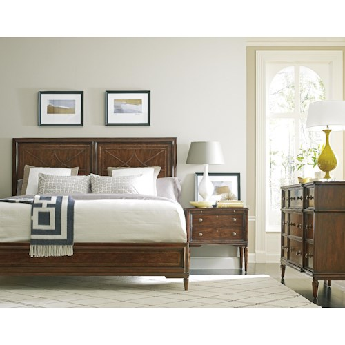 Stanley Furniture The Classic Portfolio - Vintage King Bedroom Group
