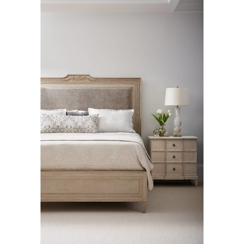 Stanley Furniture Villa Couture Queen Bedroom Group