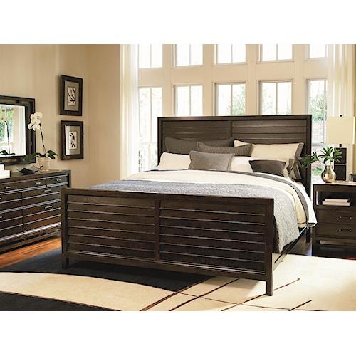 Universal Latitude King Bedroom Group