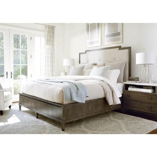 Universal Playlist Queen Bedroom Group