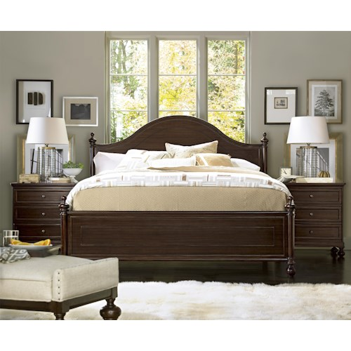 Universal Proximity California King Bedroom Group 1