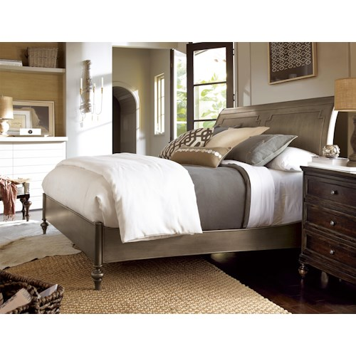 Morris Home Furnishings Providence Queen Bedroom Group 2
