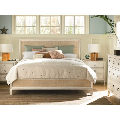 Morris Home Furnishings Summer Shade California King Bedroom Group