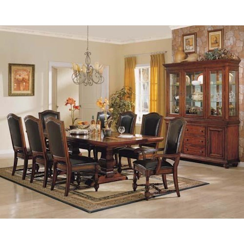 Winners Only Ashford Formal Dining Room Group