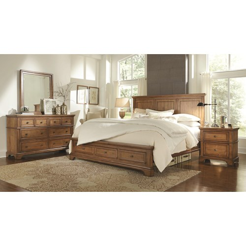 Aspenhome alder creek king bedroom group 2 colder 39 s furniture and appliance bedroom groups Aspen home bedroom furniture prices