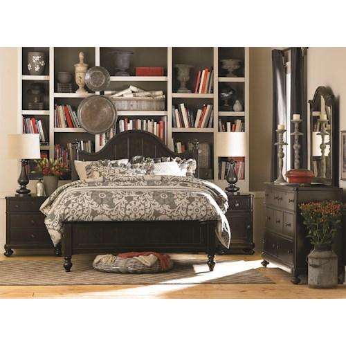 Bassett Wakefield King Bedroom Group Fashion Furniture Bedroom Group Fresno Madera