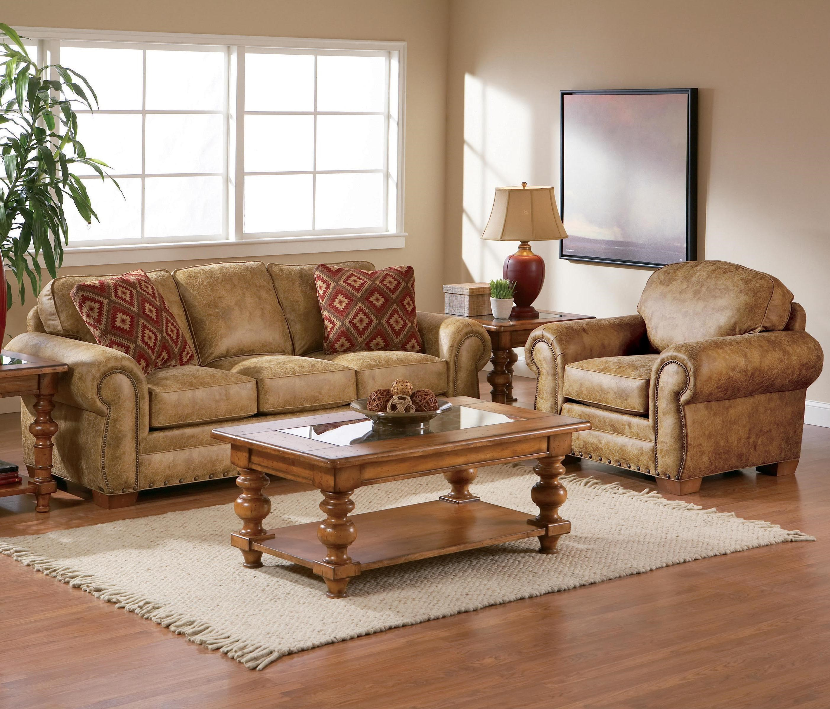broyhill furniture cambridge stationary living room
