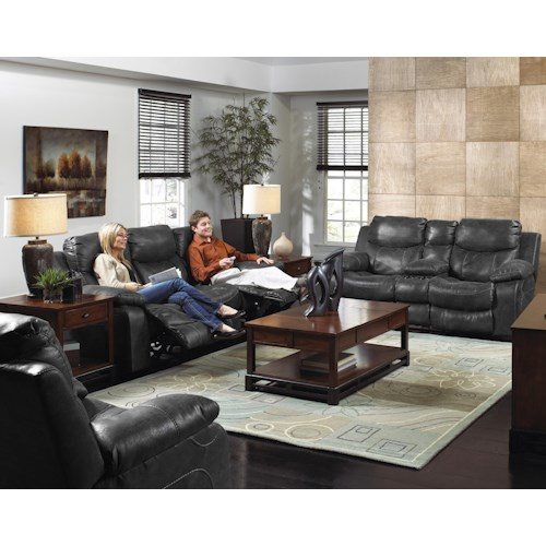 Catnapper Catalina 431 Reclining Living Room Group Adcock Furniture Reclining Living Room