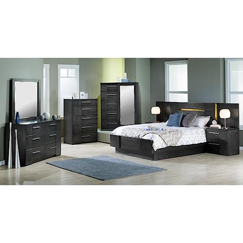 Defehr Milano King Bedroom Group Stoney Creek Furniture