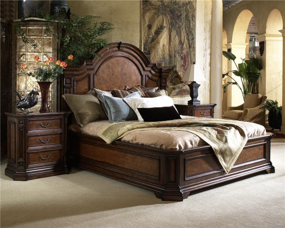 Michael Harrison Collection Viniterra King Bedroom Group